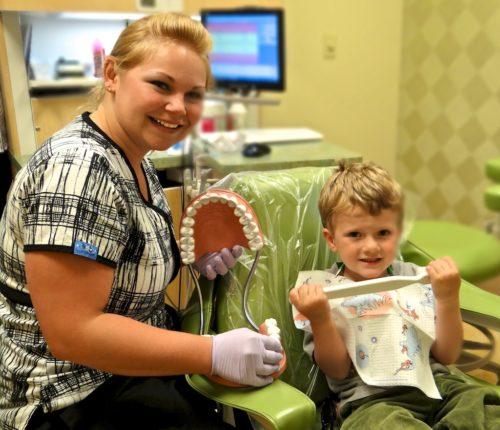 SVT Health & Wellness—Dental Services